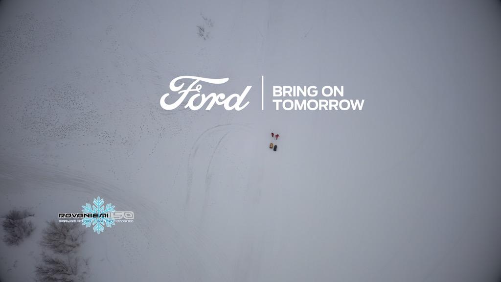 Bring on Tomorrow από τη Ford