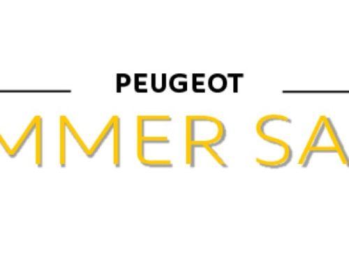 Peugeot Summer Sales