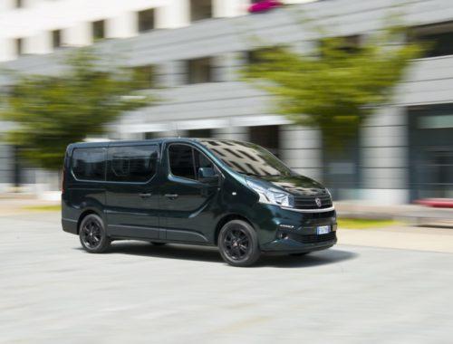 Fiat Professional Talento Van με έκπτωση έως 4.220€