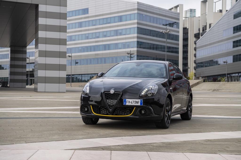 Η Alfa Romeo Giulietta με όφελος έως 3.800€
