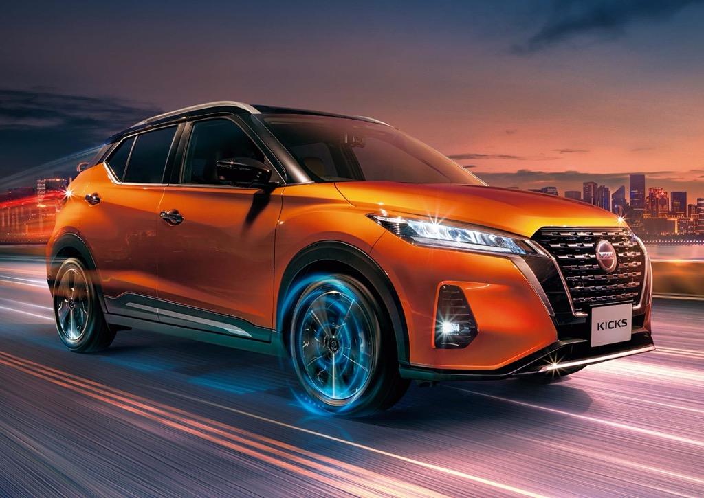 Ξεκίνησαν οι πωλήσεις του Nissan Kicks στην Ιαπωνία