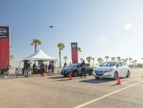 Τεχνολογία e-4ORCE από τη Nissan