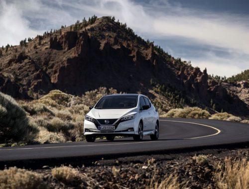 Η Nissan προστατεύει το περιβάλλον
