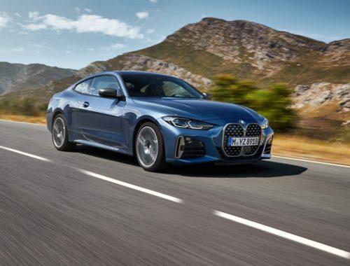 Νέα BMW Σειρά 4 Coupe