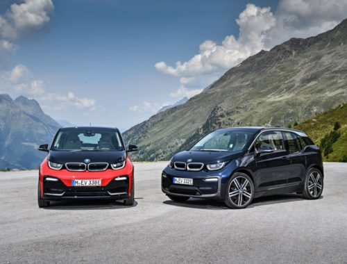 Εκδόσεις ''Edition Advanced'' για τις BMW i3 και i3s.