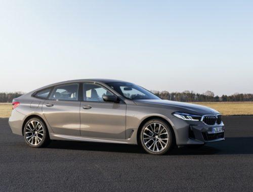 Νέα BMW Σειρά 6 Gran Turismo