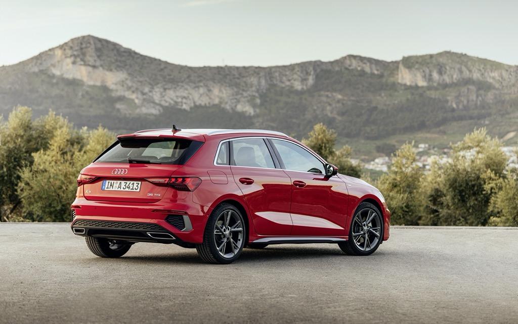 Νέο Audi Α3 Sportback