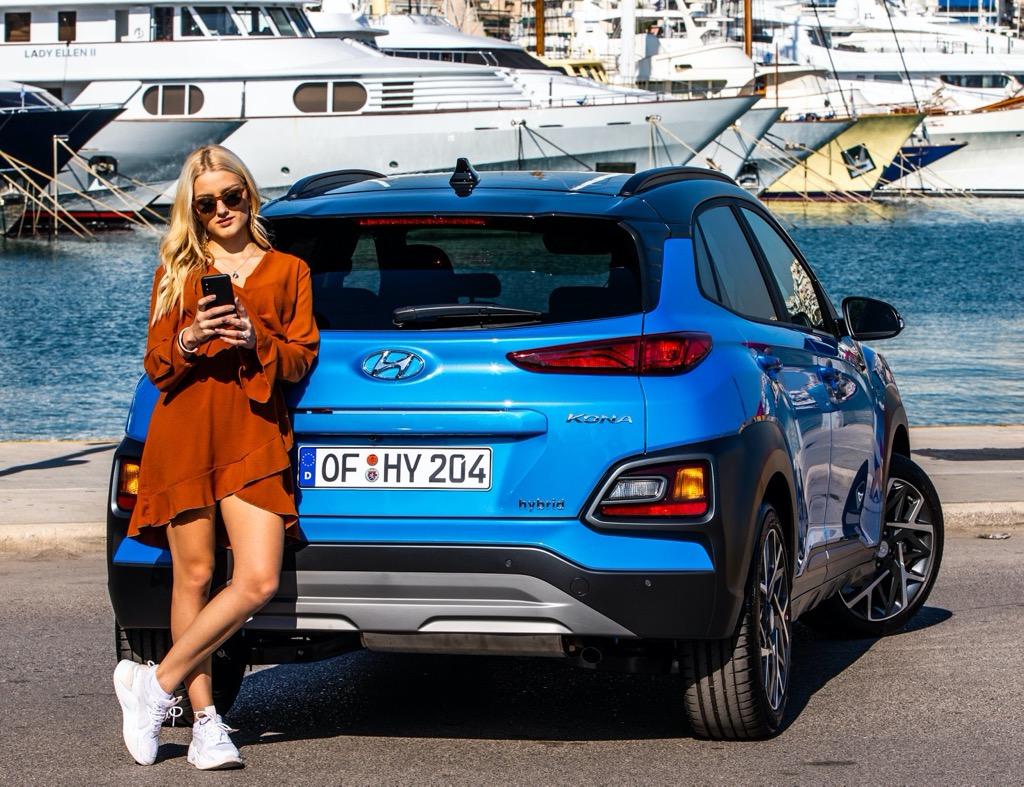 Το νέο Hyundai KΟΝΑ Hybrid με προνομιακό επιτόκιο 3,9%