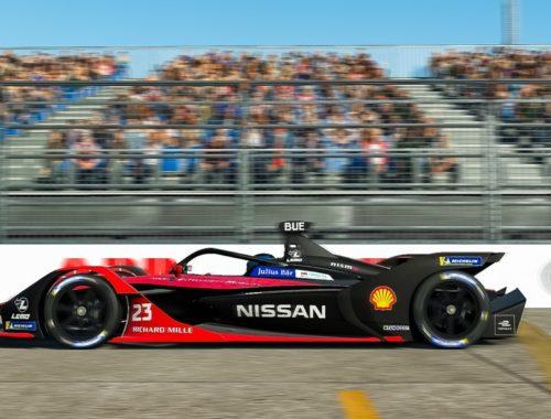 Nissan e.dams