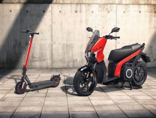 Παγκόσμια πρεμιέρα των SEAT MÓ eScooter 125 και 65