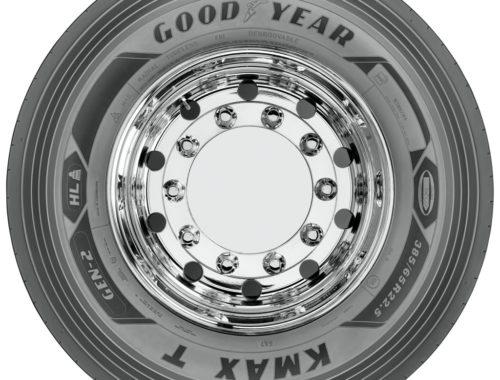 Νέο Goodyear KMAX T GEN-2