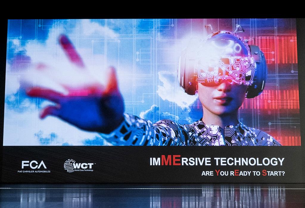 ImMErsive Technology Room