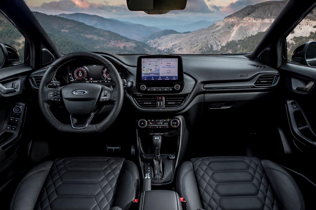 Ford Puma ST Line X Vignale