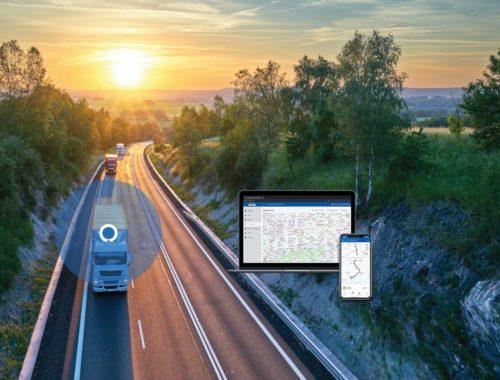 Εφαρμογή Fleet Tracker από τη Goodyear