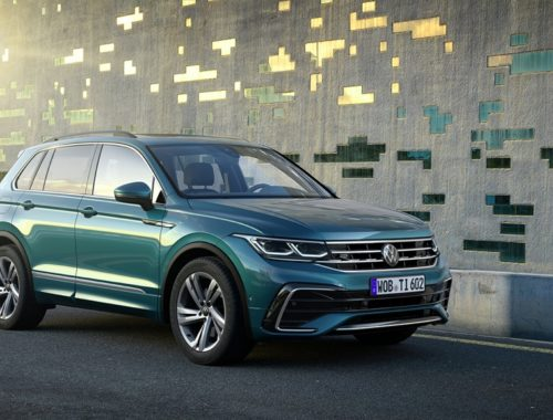 Νέο Volkswagen Tiguan