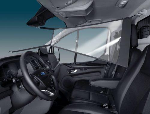 Σειρά προστατευτικών ασπίδων από τη Ford