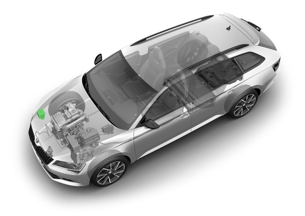 Η Skoda Auto μελετά την ηχητική συμπεριφορά των ηλεκτροκίνητων