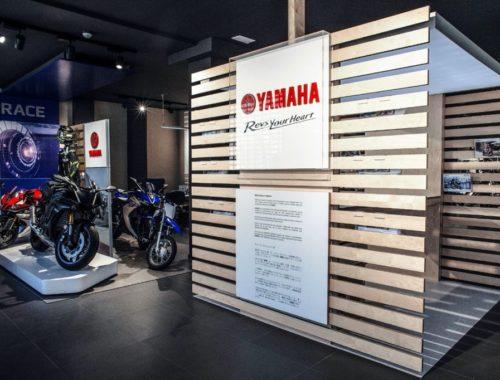 65 χρόνια Yamaha