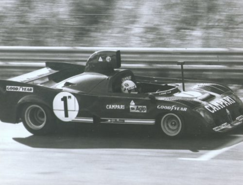Arturo Merzario, ο «καουμπόι» της Alfa Romeo