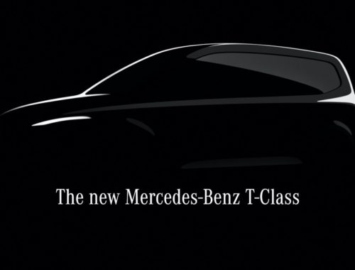 Νέα Mercedes T-Class