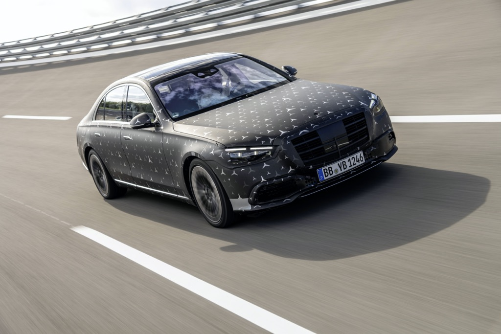Mercedes S-Class, ευφυής σε όλα!!