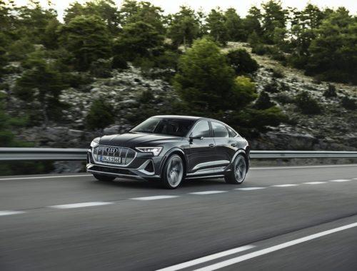 Νέα Audi e-tron S και e-tron S Sportback