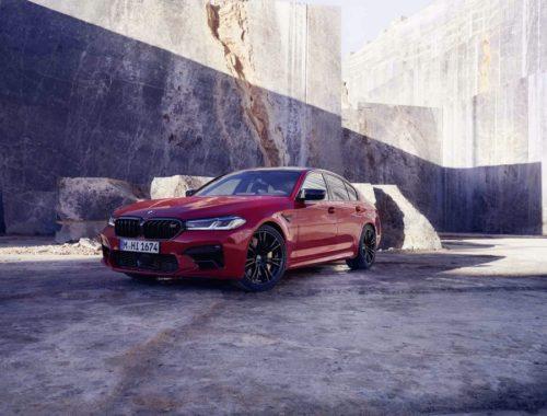 Ανανεωμένες BMW M5 και M5 Competition