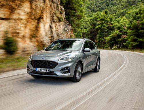Hybrid Bonus από τη Ford - Kuga