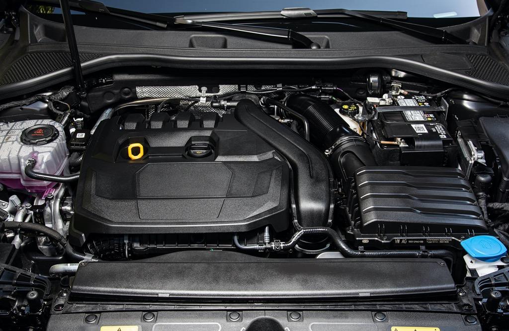 A3 Sportback engine