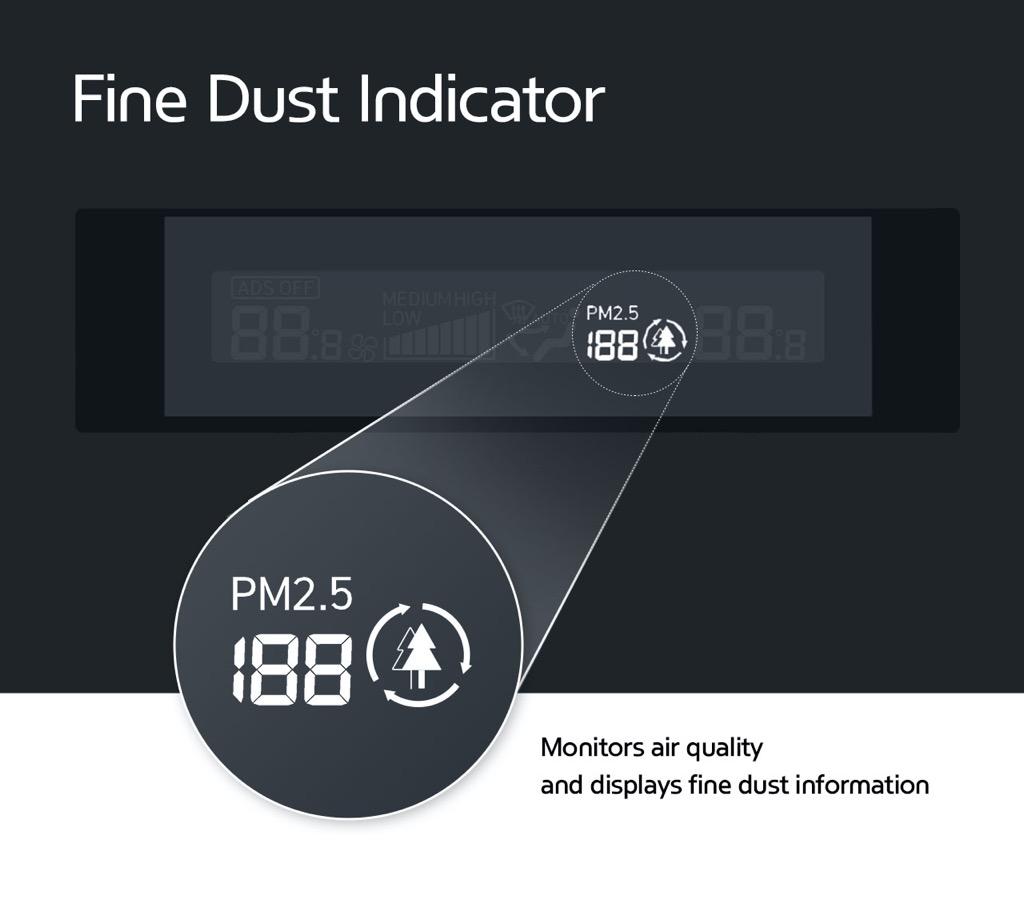 Fine Dust Indicator