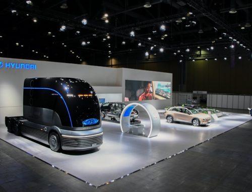 Η Hyundai παρουσίασε λύσεις υδρογόνου