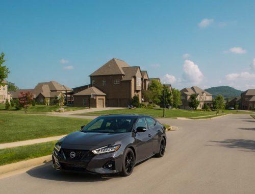 Nissan Maxima: 40 χρόνια στην κορυφή