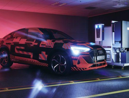 Η Audi ερευνά την αμφίδρομη φόρτιση