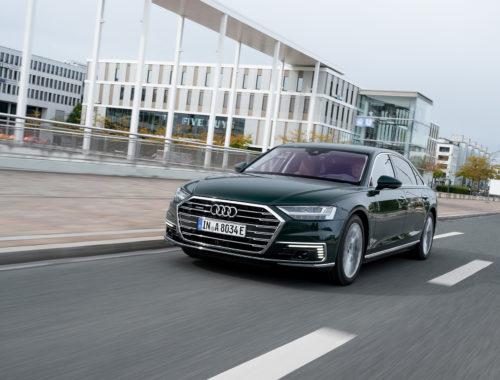H φιλοσοφία των plug-in της Audi