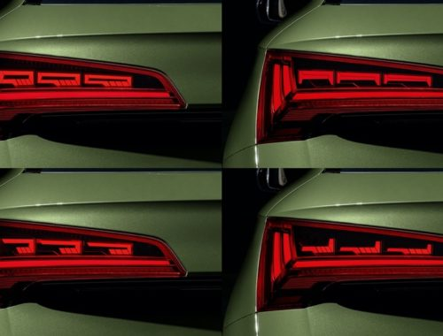H Audi φωτίζει το μέλλον