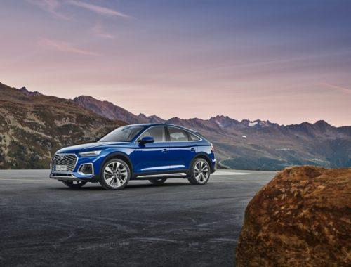 Νέο Audi Q5 Sportback