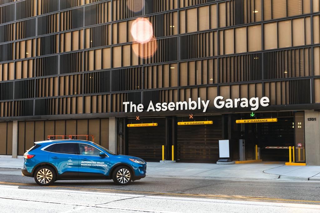 Η Ford δοκιμάζει αυτοματοποιημένες τεχνολογίες