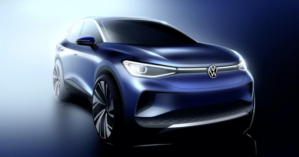 New Volkswagen ID.4