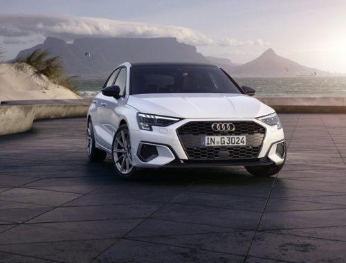 Νέο Audi A3 Sportback g-tron