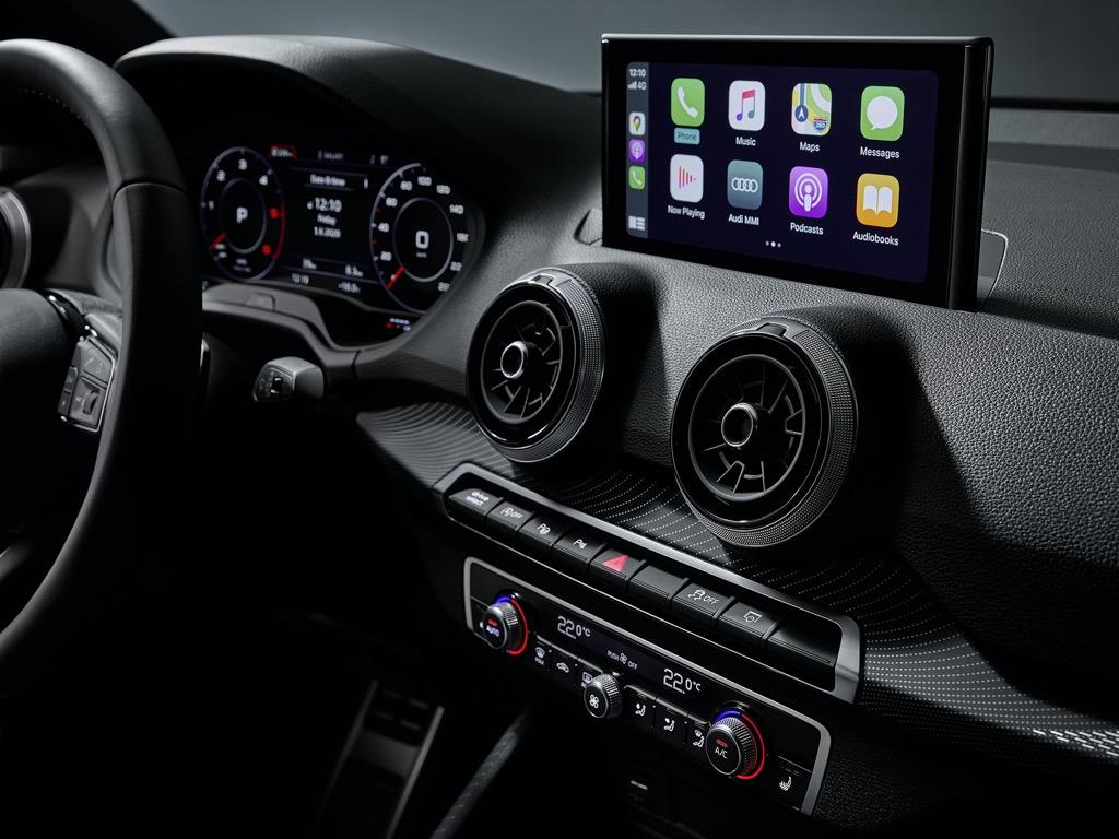 Audi Q2 detail