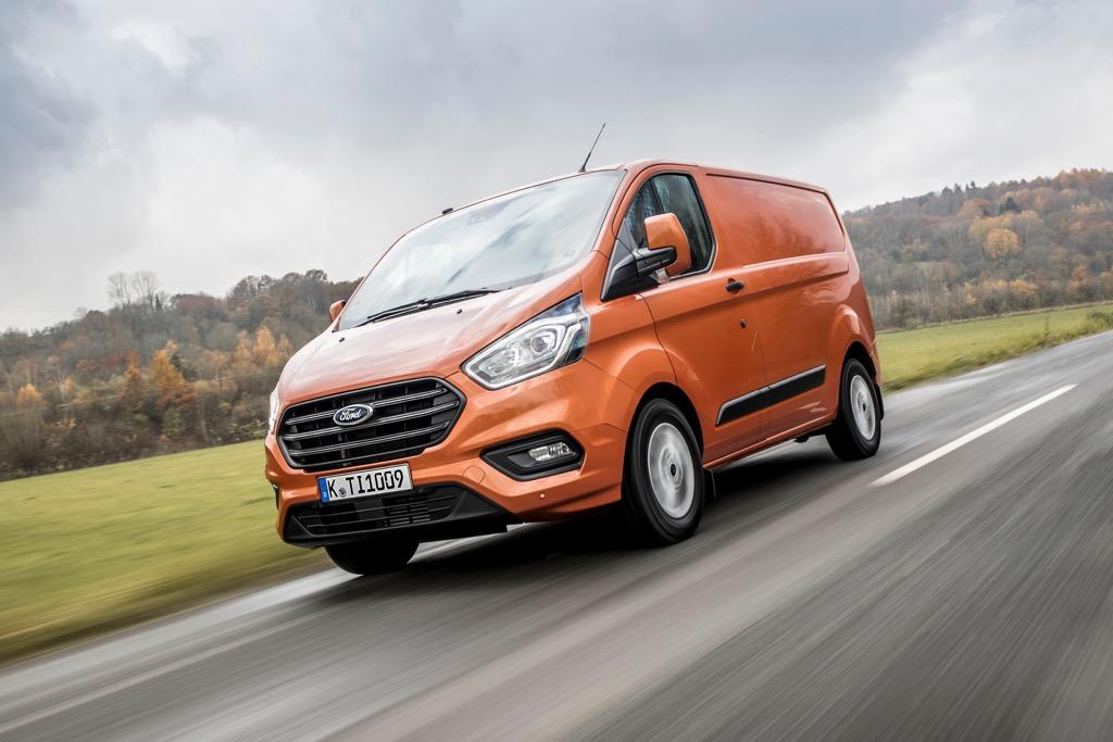 Ford Transit Custom με νέο χρηματοδοτικό πρόγραμμα