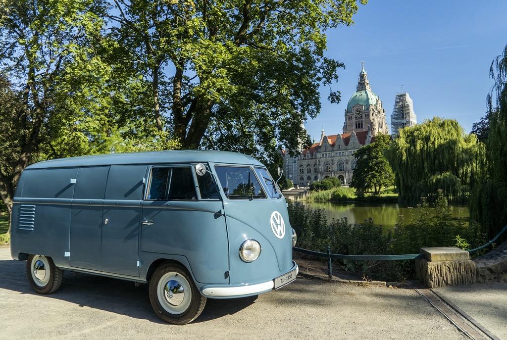 Το Volkswagen Transporter έγινε 70 ετών