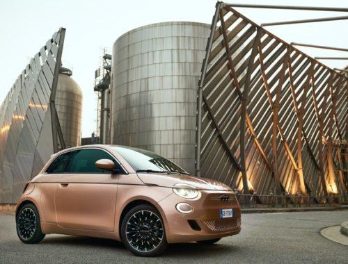 Παγκόσμια πρεμιέρα για το Fiat 500 3+1