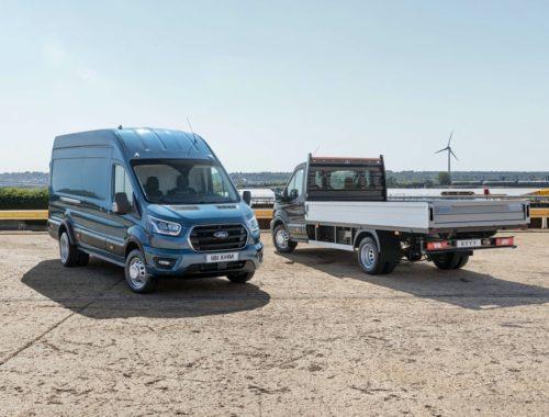 Νέο Ford Transit