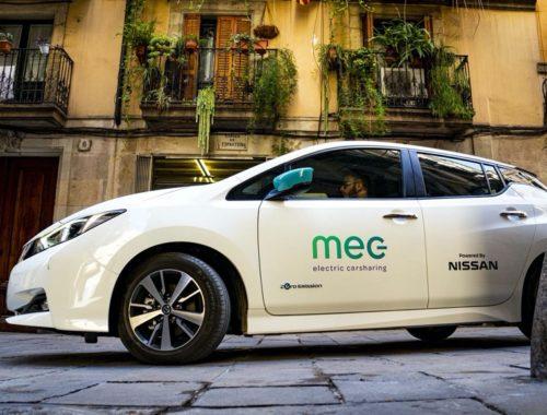 Η υπηρεσία Car Sharing της Nissan ξεχωρίζει