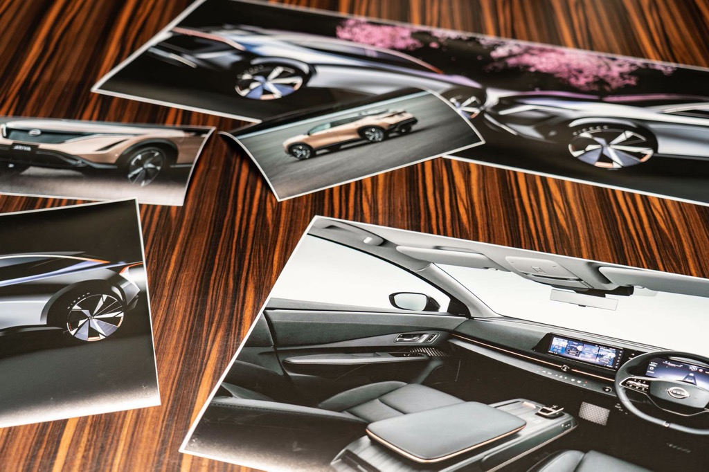 Nissan Ariya design concept