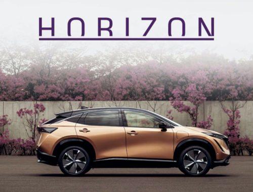 Η Nissan σας καλωσορίζει στο Horizon