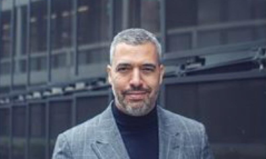 Ο Jorge Díez στη SEAT