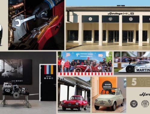 Η FCA Heritage κλείνει 5 χρόνια παρουσίας