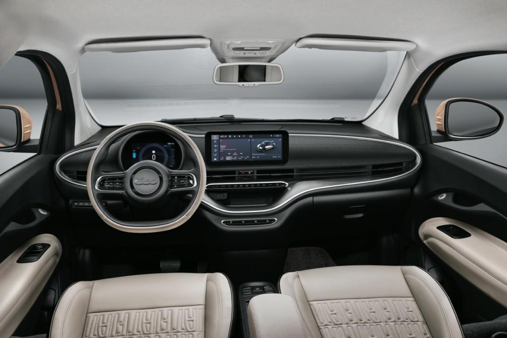 Το νέο ηλεκτρικό Fiat 500 έρχεται στην Ελλάδα